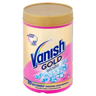 Vanish Oxi Action Gold Powder Fabric Stain Remover 20 Washes 625g