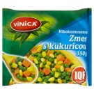 Vinica Frozen Vegetable Mix with Corn 350g