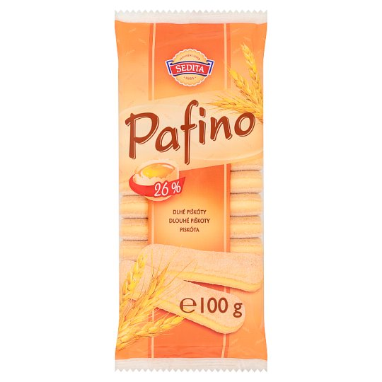 Sedita Pafino dlouhé piškoty 100g