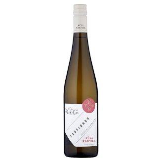 Réva Rakvice Sauvignon moravské zemské víno 750ml