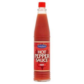 Santa Maria Tex Mex Hot Pepper Sauce 85ml