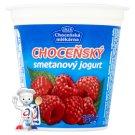 Choceňská Mlékárna Choceňský Cream Yoghurt Raspberry 150g