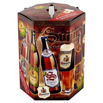 Svijany Pivo dárková sada 6 x 0,5l