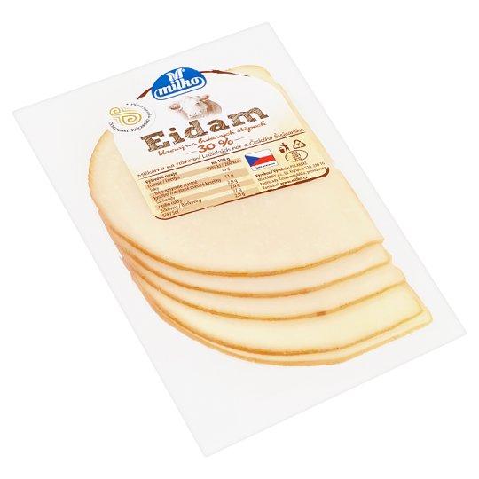 Milko Eidam Slices 30% Smoked 100g