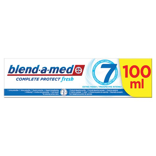 Blend-a-Med Complete Protect 7 Extra Fresh Zubní Pasta 100 ml