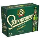 Staropramen Legendární Smíchov pivo výčepní světlé 10 x 0,5l