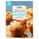 Tesco Sypká směs na přípravu muffinů s kousky čokolády 260g