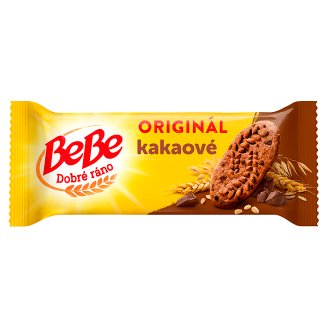 Opavia BeBe Dobré ráno Cocoa Cereal Biscuits 50g