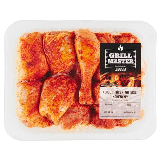 Tesco Grill Chicken on the Grill Tray Spicy