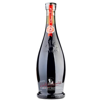 Bostavan Cabernet Sauvignon červené víno polosladké 0,75l