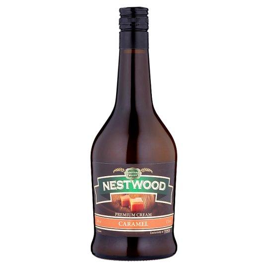 Nestwood Premium Cream Caramel 700ml