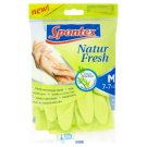 Spontex Natural Fresh Gloves M 7-7 Half