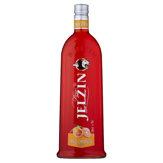 Boris Jelzin Red Orange likér 0,7l