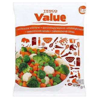 Tesco Value Zeleninová směs 450g