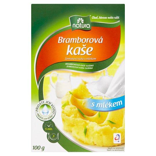 Natura Bramborová kaše s mlékem 100g