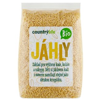 Country Life Organic Millet 500g