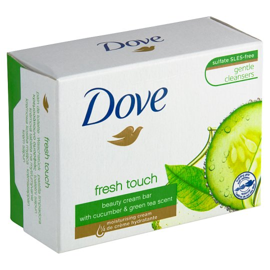 Dove Go Fresh Cream Bar Cucumber and Green Tea Scent 100g