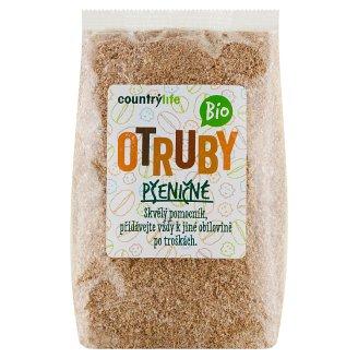 Country Life Organic Wheat Bran 300g