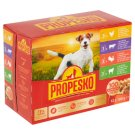 Propesko Complete Food for Adult Dogs of All Breeds 12 x 100g