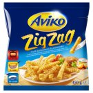 Aviko Zig Zag Pre-Fried Oven French Fries Wave Shape 450g
