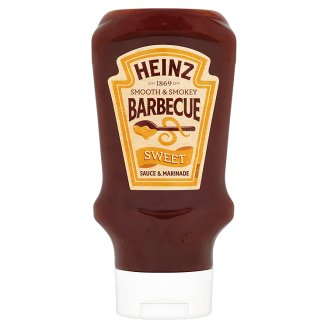 Heinz Barbecue Sweet Sauce 500g