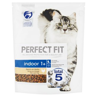 Perfect Fit Indoor 1+ bohaté na kuře 1,4kg