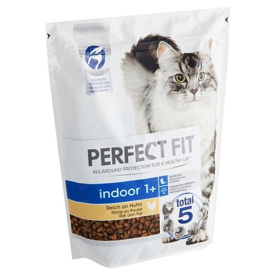 Perfect Fit Indoor 1+ bohaté na kuře 1,4kg