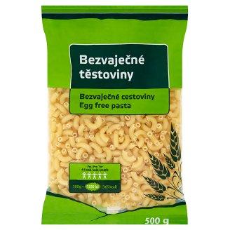 Japavo Egg Free Pasta Macaroni Small 500g