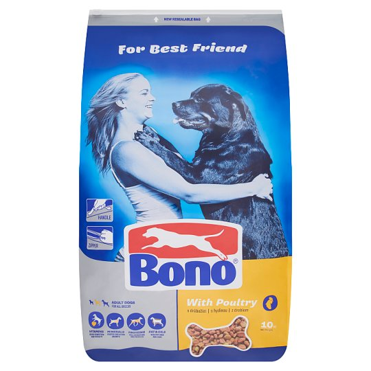 Bono Adult with Poultry 10kg