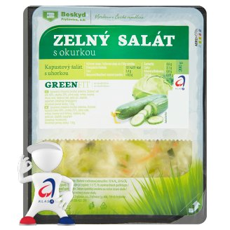 Beskyd Green Fit Cabbage Salad with Cucumber with Sweetener 200g