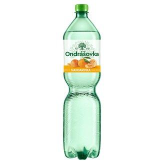 Ondrášovka Carbonated Soft Drink with Tangerine Flavoured 1.5L