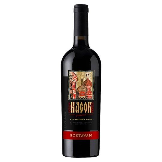 Bostavan Kagor Červené likérové víno 750ml