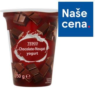 Tesco Yogurt Chocolate-Nougat 150g