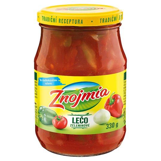 Znojmia Vegetables Lecho 330g