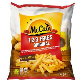 McCain 123 Fries Original 750g