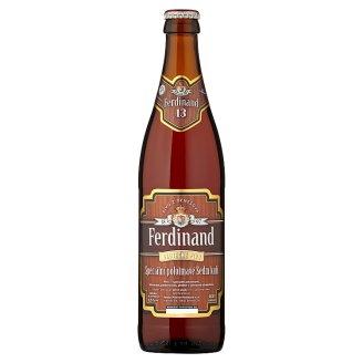 Ferdinand Sedm kulí speciální polotmavé pivo 0,5l