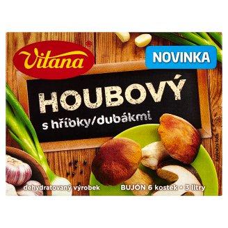 Vitana Houbový bujón s hříbky 60g