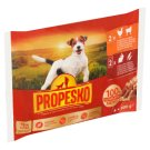 Propesko Complete Food for Adult Dogs of All Breeds 4 x 100g