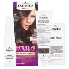 image 2 of Schwarzkopf Palette Intensive Color Creme Hair Color Dark Chocolate W2