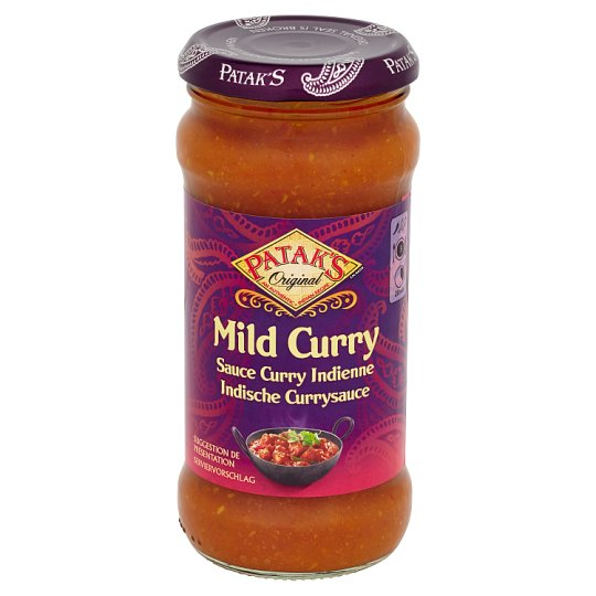 Patak's Mild Curry Sauce 350g