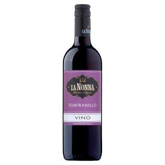 La Nonna Tempranillo víno červené suché 750ml