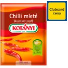 Kotányi Chilli Minced Cayenne Pepper 25g