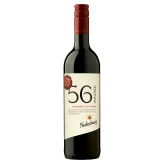 Nederburg 56 Hundred Cabernet Sauvignon polosuché červené víno 750ml
