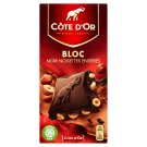 Côte d'Or Dark Chocolate with Whole Hazelnuts 180g