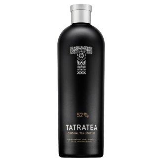 Karloff Tatratea 52% likér s čajovým extraktem 700ml