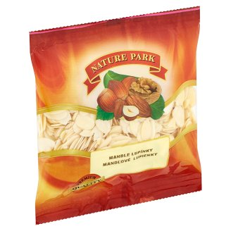 Nature Park Almond Flakes 100g