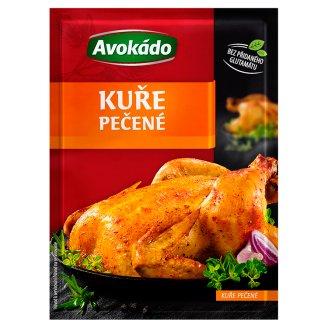 Avokádo Roast Chicken 30g