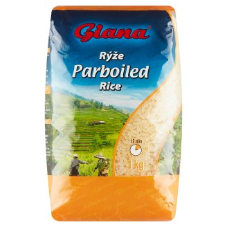 Giana Rice Parboiled 1kg