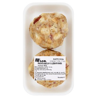 Faho Bacon Dumplings with Smoked Meat 300g
