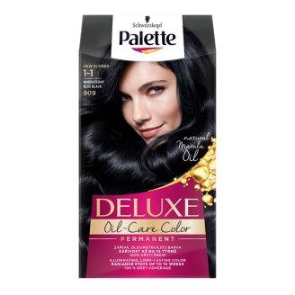 image 1 of Schwarzkopf Palette Deluxe Hair Colorant Blue Black 909